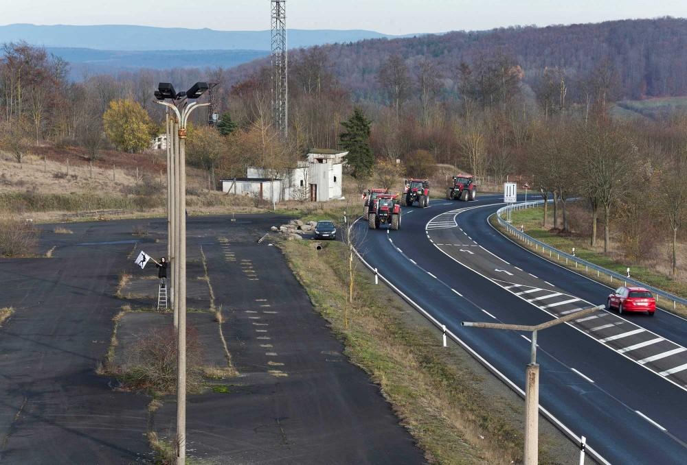 Documentation, Both sides of the border, 2019, Photo: Caspar Sänger / KV Leipzig