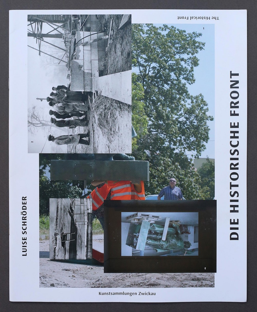 Catalogue, The Historical Front, 2013