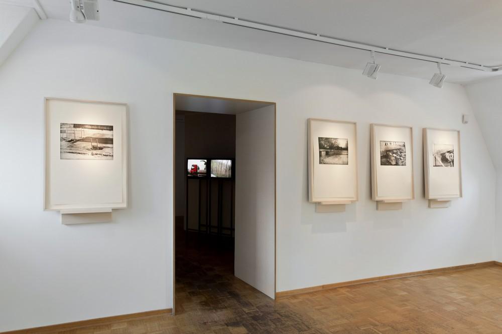 Exhibition view, Kunstverein Bielefeld, 2014, Photo: Philipp Ottendörfer