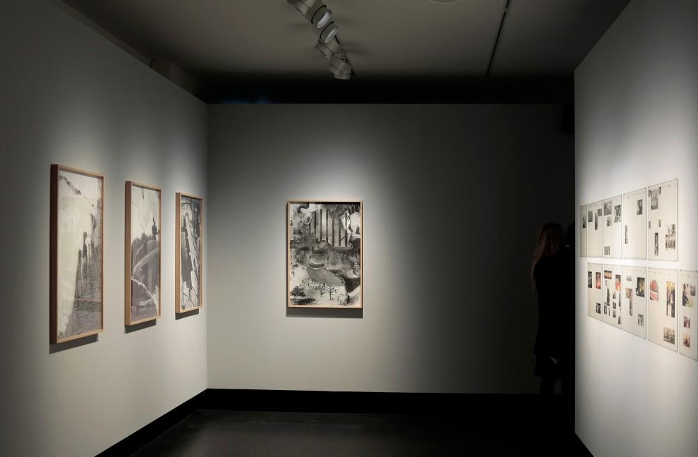 Exhibition view, C/O Berlin im Amerikahaus, Germany, 2014