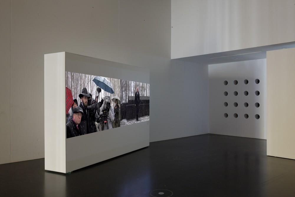Exhibition view, Kunstverein Ludwigsburg, Germany, 2014