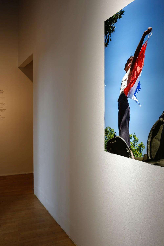 Exhibition view, Salzburger Kunstverein, Austria, 2020